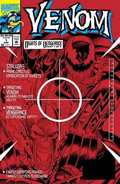 Venom – Nights of Vengeance #1 – 4 (1994)