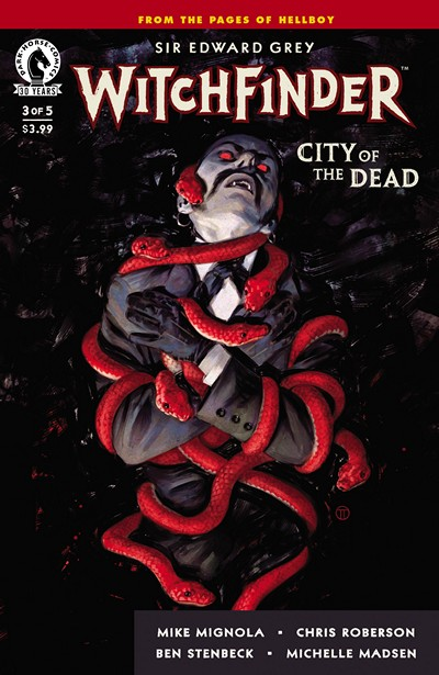 Witchfinder – City of the Dead #3 (2016)