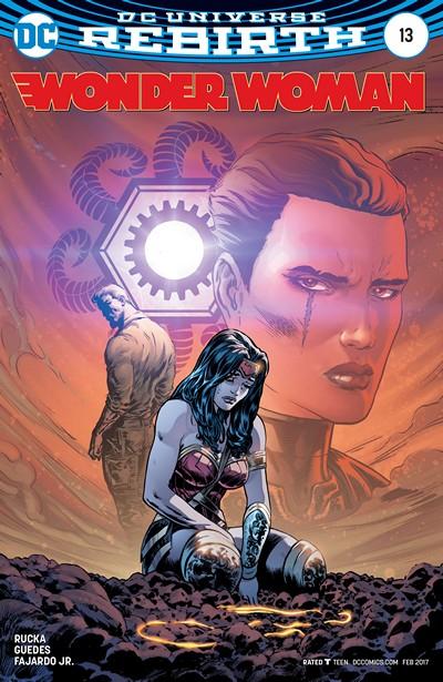 Wonder Woman #13 (2016)