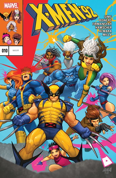 X-Men '92 #10 (2016)