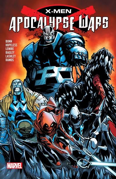 X-Men – Apocalypse Wars (2016)