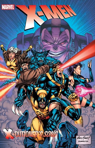 X-Men – X-Cutioner's Song Vol. 1 (2011)