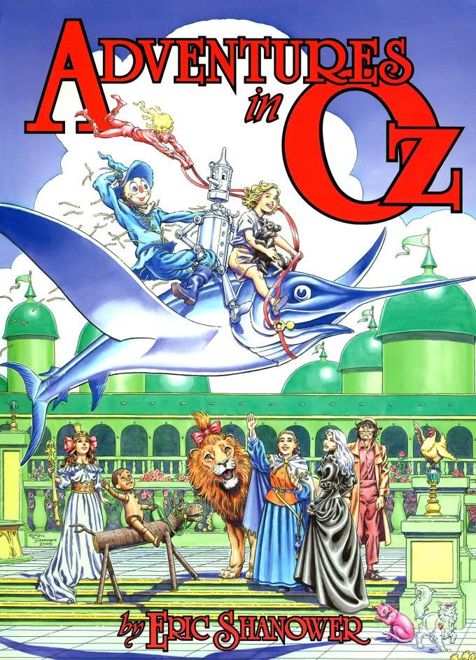 Adventures In OZ (IDW Edition) (Eric Shanower) (2006)