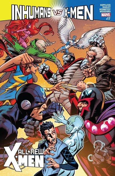 All-New X-Men #17 (2017)