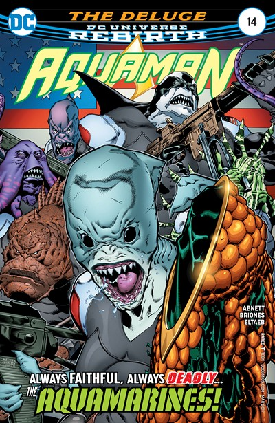 Aquaman #14 (2017)