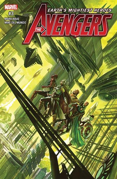 Avengers #3 (2017)