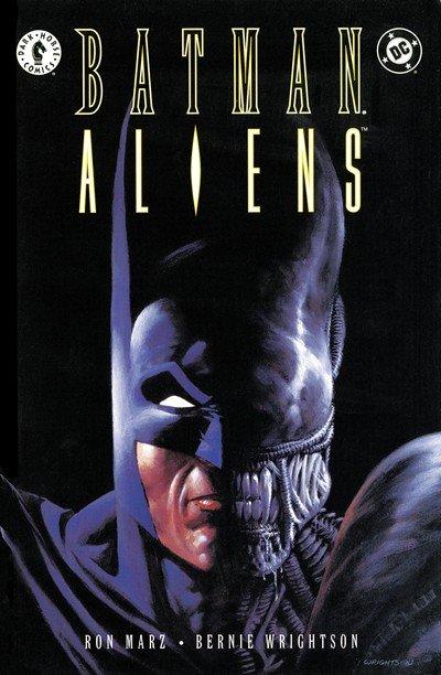 Batman – Aliens #1 – 2 (1997)