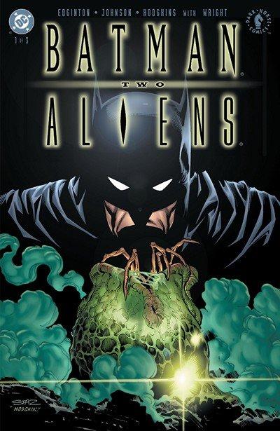 Batman – Aliens 2 #1 – 3 (2002)