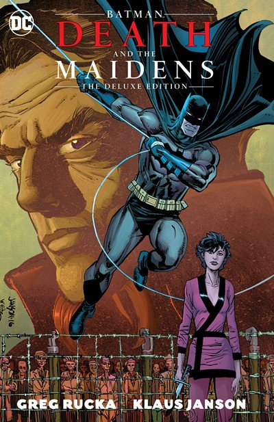 Batman – Death and the Maidens – Deluxe Edition (2017)
