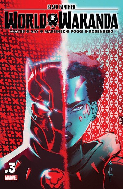 Black Panther – World of Wakanda #3 (2017)