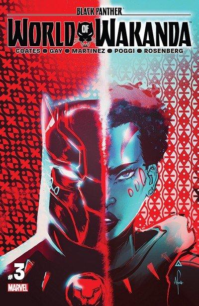 Black Panther – World of Wakanda #3 (2017)