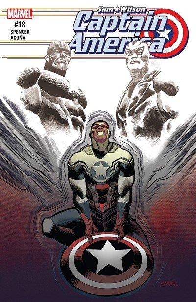 Captain America – Sam Wilson #18 (2017)