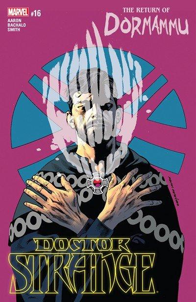 Doctor Strange #16 (2017)