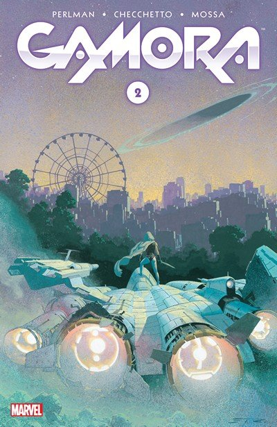 Gamora #2 (2017)