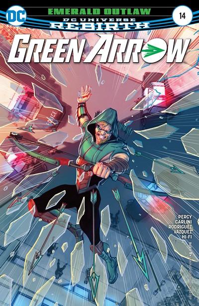 Green Arrow #14 (2017)