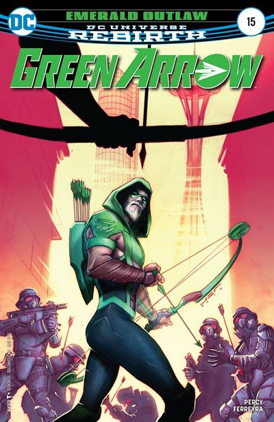 Green Arrow #15 (2017)