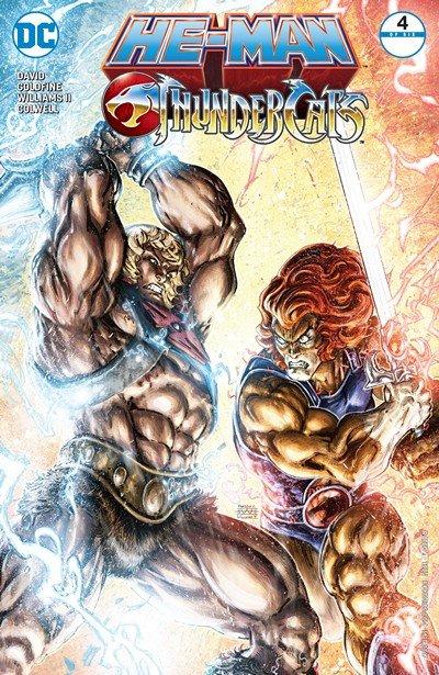 He-Man – Thundercats #4 (2017)
