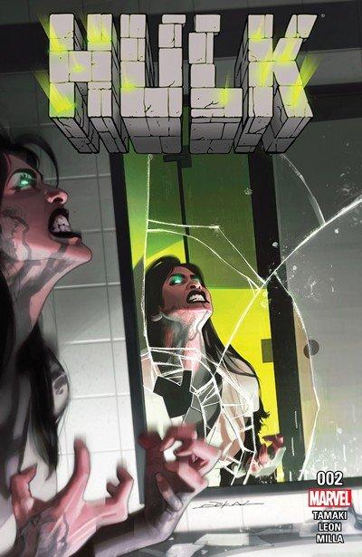 Hulk #2 (2017)