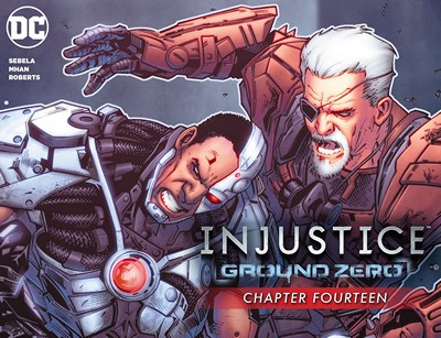Injustice – Ground Zero #14 (2017)