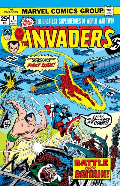Invaders (Collection) (1975-2019)