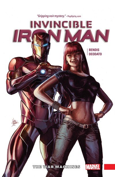 Invincible Iron Man Vol. 2 – The War Machines (2016)