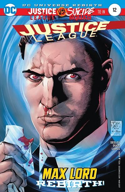 Justice League #12 (2017)