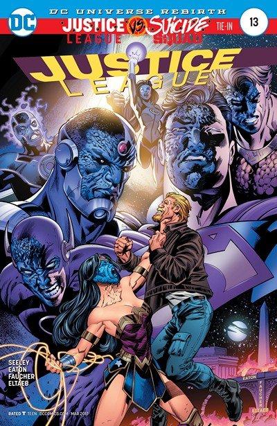 Justice League #13 (2017)