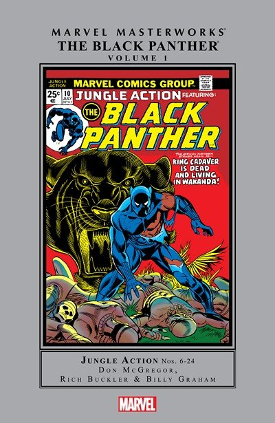 Marvel Masterworks – The Black Panther Vol. 1 (2010)
