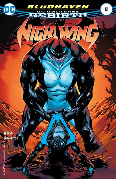Nightwing #12 (2017)