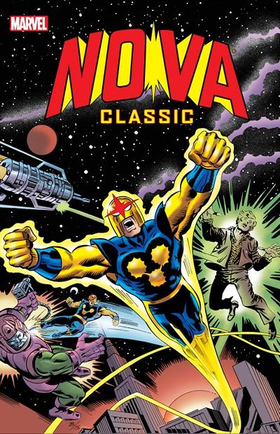 Nova Classic Vol. 1 – 3 (2013-2014)