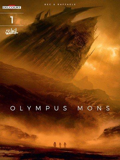 Olympus Mons Vol. 1 – 5 (2017-2019)