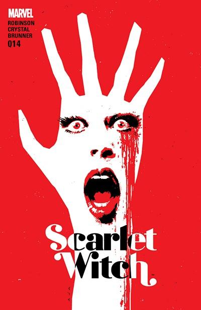 Scarlet Witch #14 (2017)