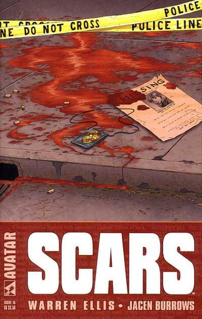Scars #1 – 6 (2002-2003)
