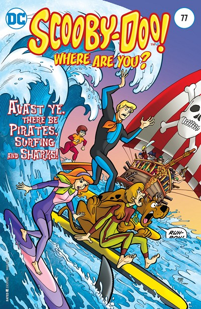 Scooby-Doo – Where Are You #77 (2017)