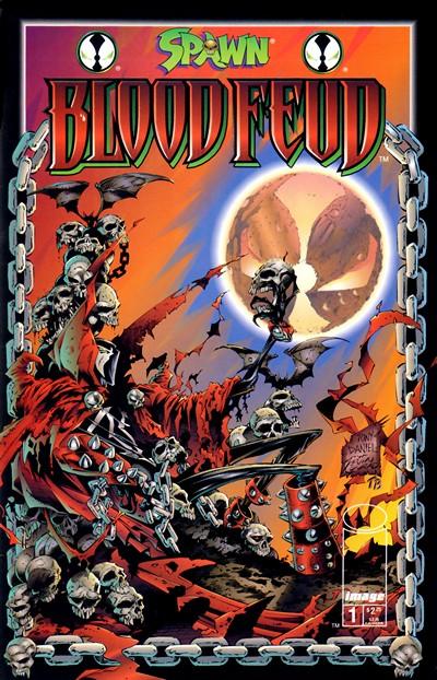 Spawn – Blood Feud #1 – 4 (1995)