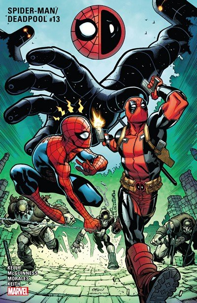 Spider-Man – Deadpool #13 (2017)
