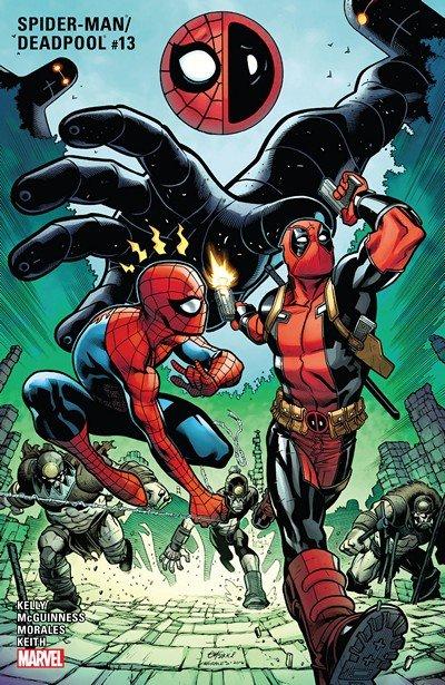 Spider-Man – Deadpool #13 (2017)