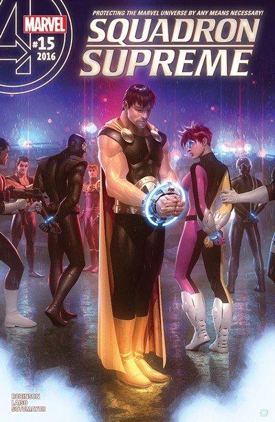 Squadron Supreme #15 (2017)