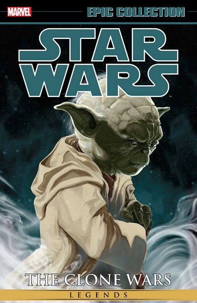 Star Wars Legends Epic Collection – The Clone Wars Vol. 1 (2017)