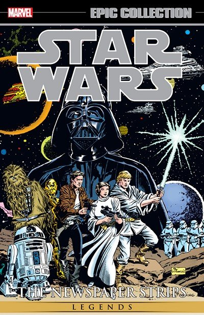 Star Wars Legends Epic Collection – The Newspaper Strips Vol. 1 (2017)