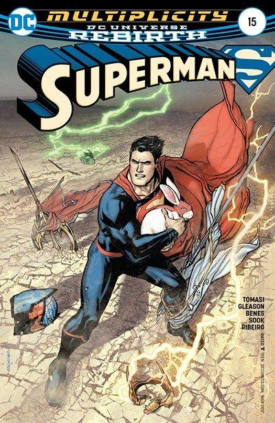 Superman #15 (2017)