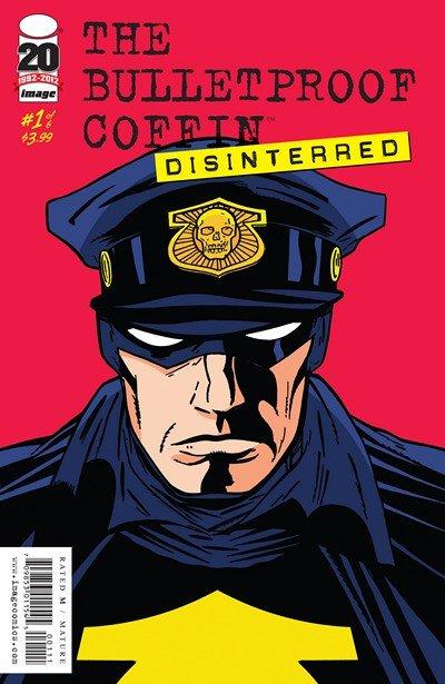 The Bulletproof Coffin – Disinterred #1 – 6 (2012)