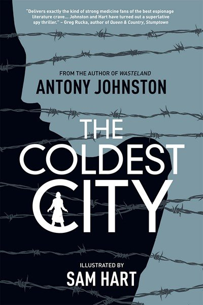 The Coldest City (2012)
