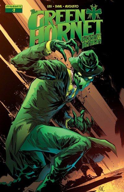 The Green Hornet – Reign of the Demon #2 (2017)