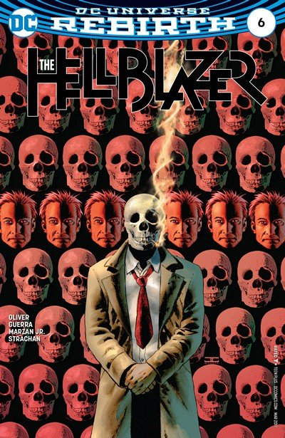The Hellblazer #6 (2017)