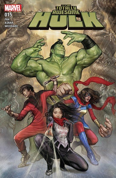 The Totally Awesome Hulk #15 (2017)