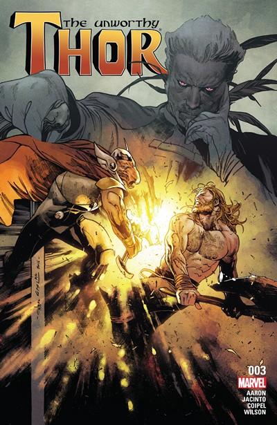 The Unworthy Thor #3 (2017)