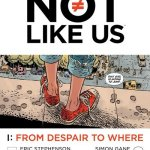 They're Not Like Us #1 – 16 + TPB Vol. 1 – 2 (2014-2017)