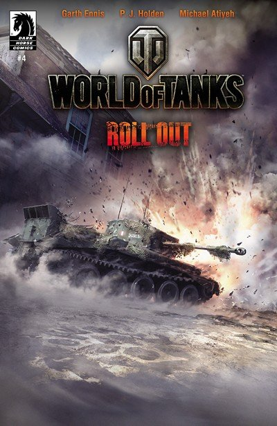 World of Tanks #4 (2017)