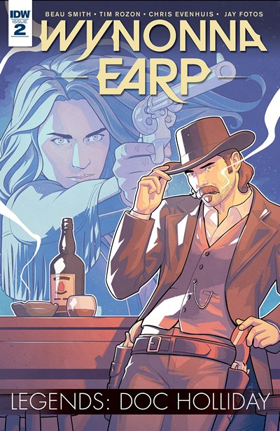 Wynonna Earp Legends – Doc Holliday #2 (2016)